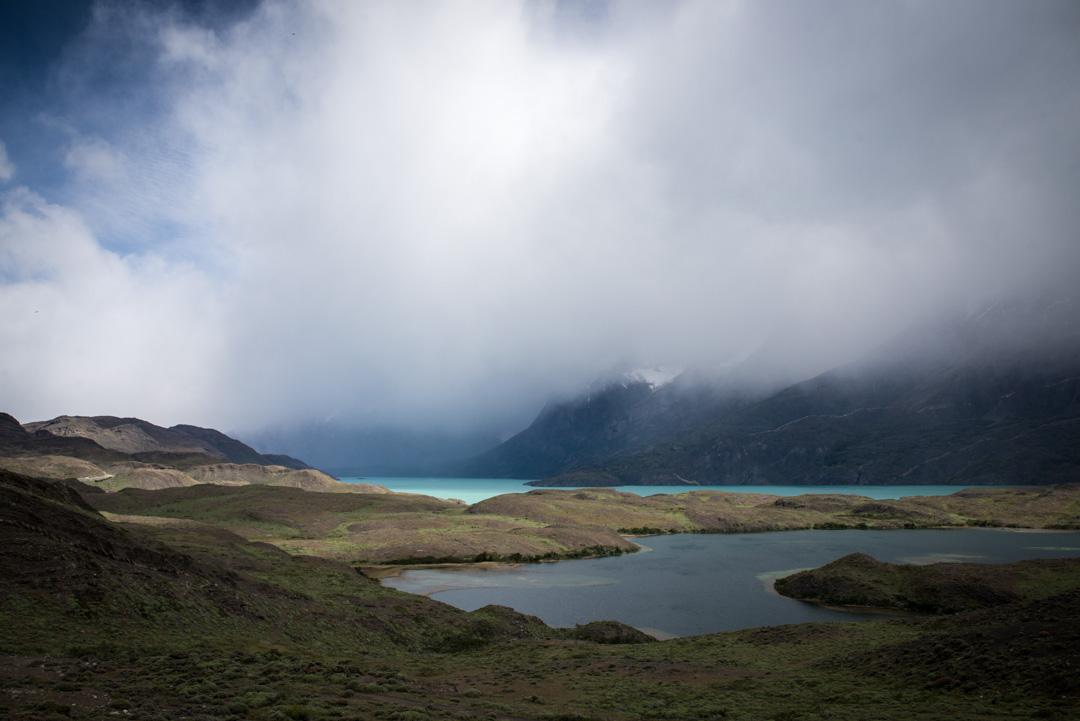Torres del Paine und Magellanpinguine