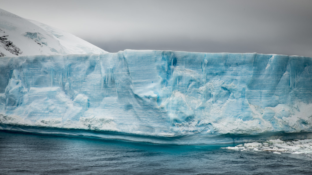 Elephant Island und der Antarctic Sound Channel