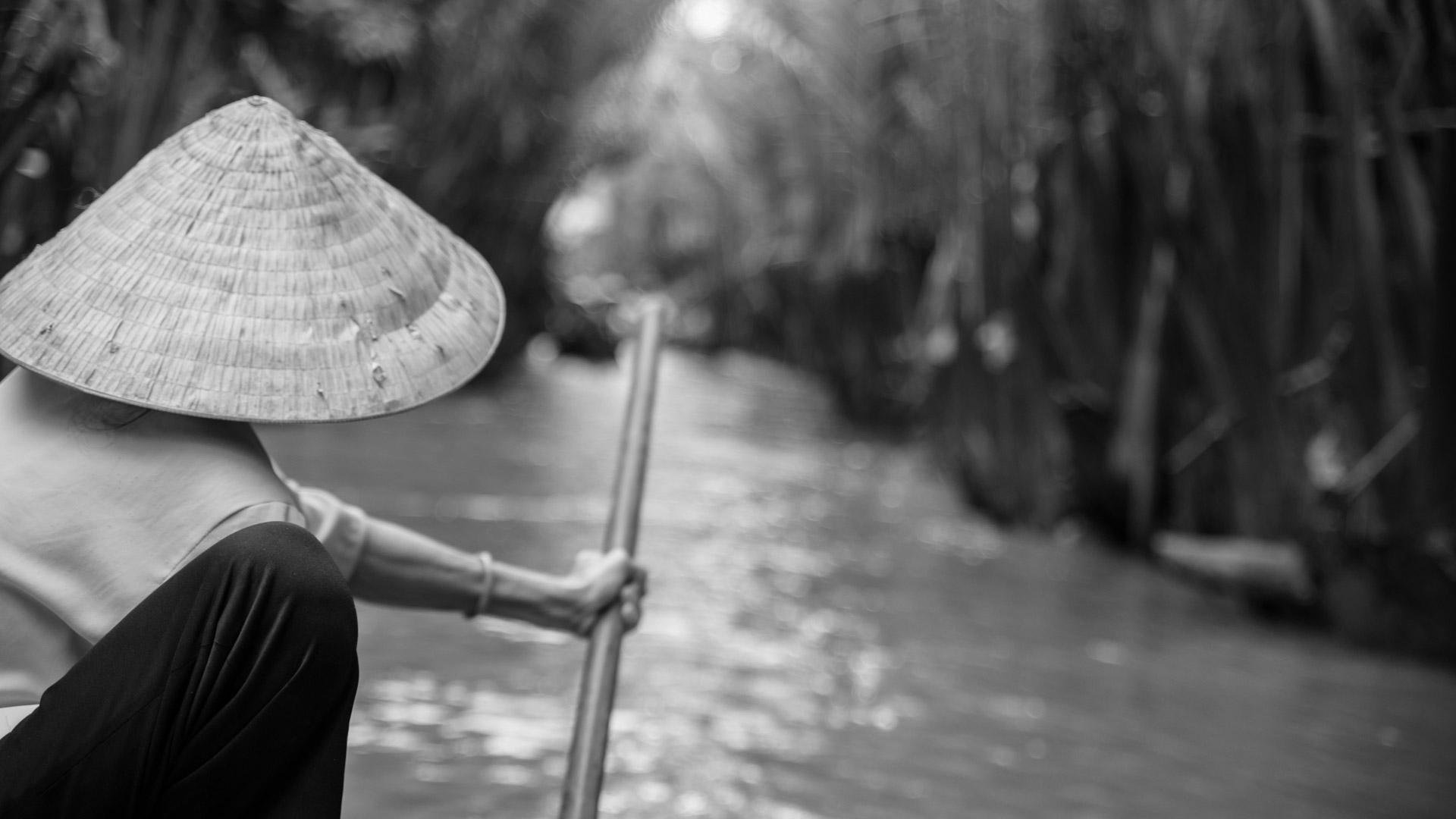 Ho Chi Minh City und das Mekong Delta