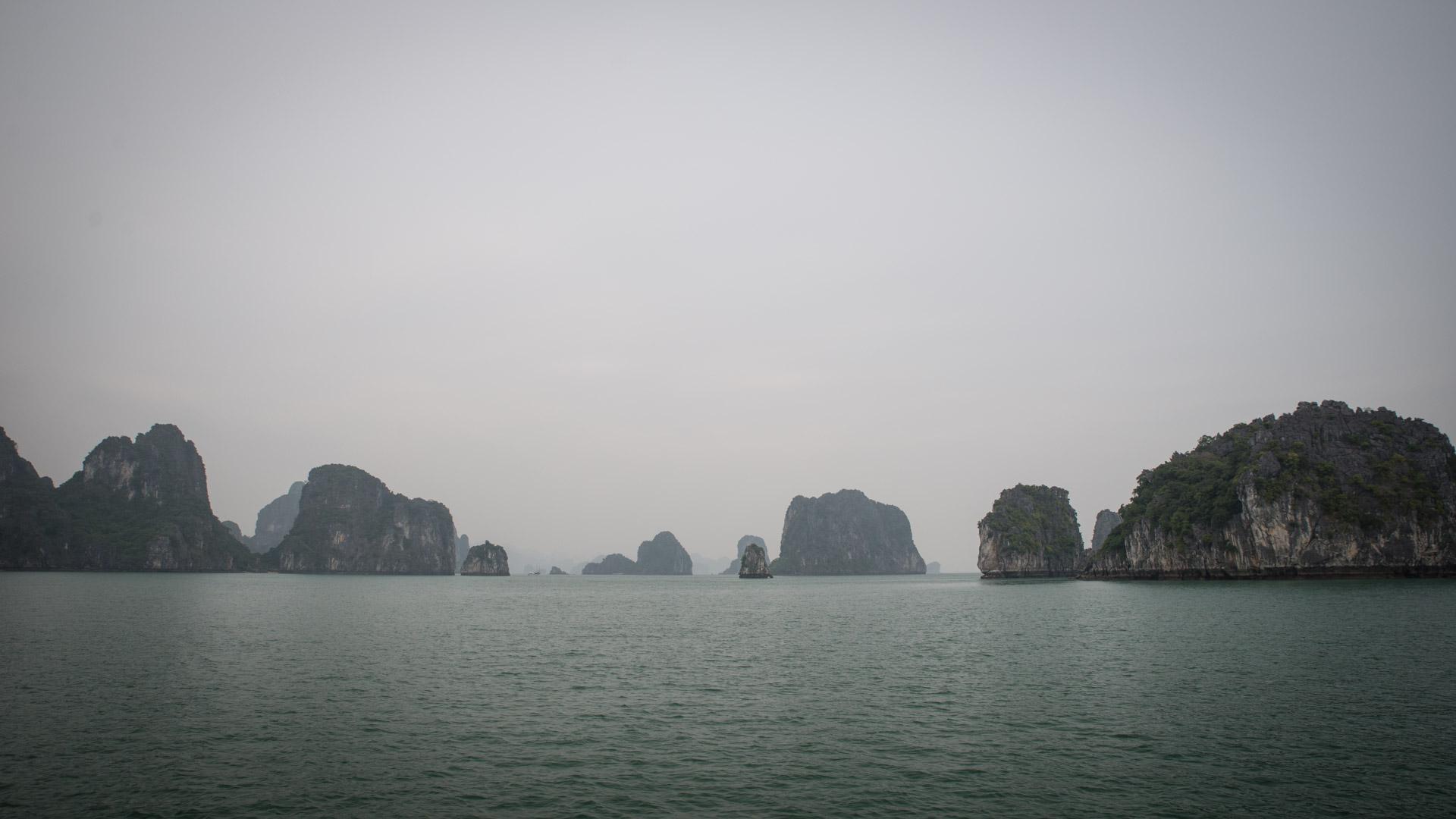 Halong Bay – Die Bucht des Drachens