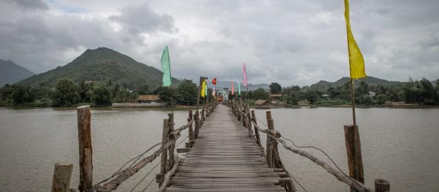 Easy Rider, mit dem Motorrad durch Nha Trang