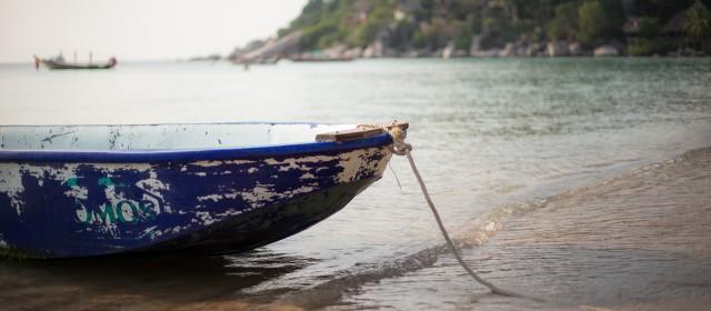 Tauchen und Chillen im Golf von Thailand