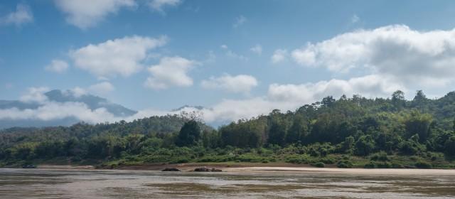 Luang Prabang und der Mekong River