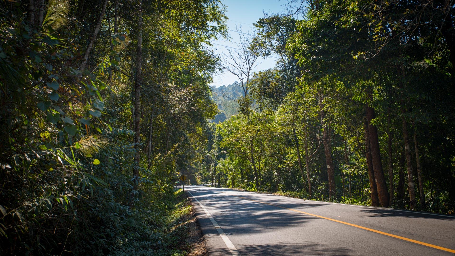 Roadtrip von Chiang Mai nach Pai