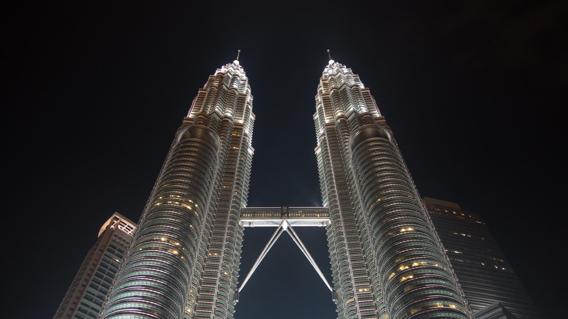 Getting Crowded in Kuala Lumpur