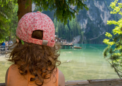 Emilia am Pragser Wildsee
