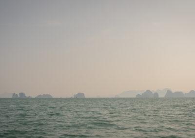 Auf dem Weg zu Koh Hong