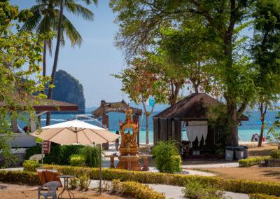 Fantasy Resort auf Koh Ngai