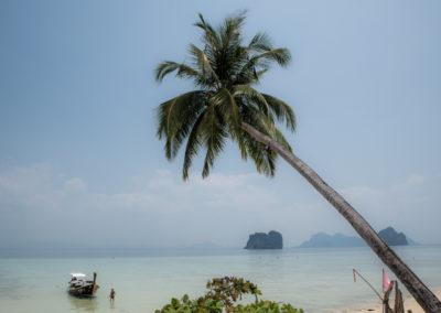 Aussicht vom Thapwarin Resort
