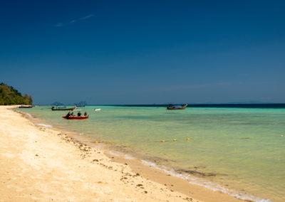 Strand von Koh Ngai