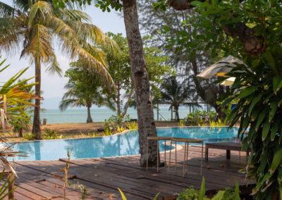 Hotelanlage auf Koh Yao Yai