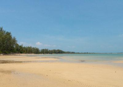Strand auf Koh Yao Yai