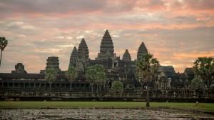 Die Mutter aller Tempel - Angkor Wat