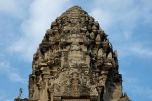 Angkor Wat Kuppel