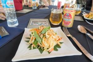 Fertiger Mango Salat