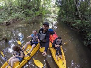 Unser Kayak Team