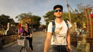 Mit dem Fahrrad durch Hoi An