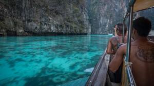 Klares Wasser rund um Koh Phi Phi Leh