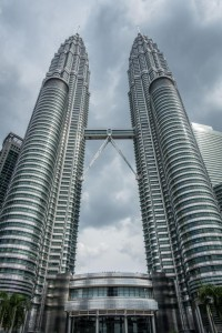 Petronas Towers am Tag