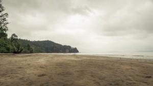Strand im Bako National Park