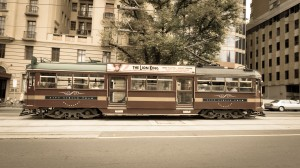Strassen Tram