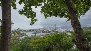Aussicht auf Nha Trang