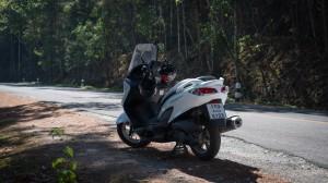 Unser Motorrad