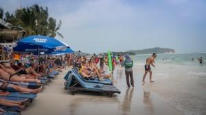 der hässlichste Strand der Welt, Chaweng Beach