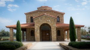 Kirche im Sani Resort