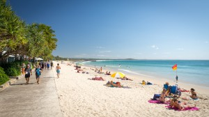 Strand von Noosa Heads