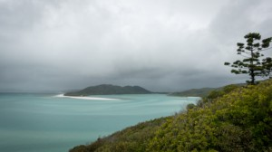 Ausblick vom Hill Inlet Lookout